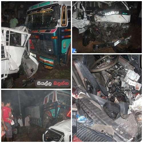three killed in an accident at divulapitiya gossip