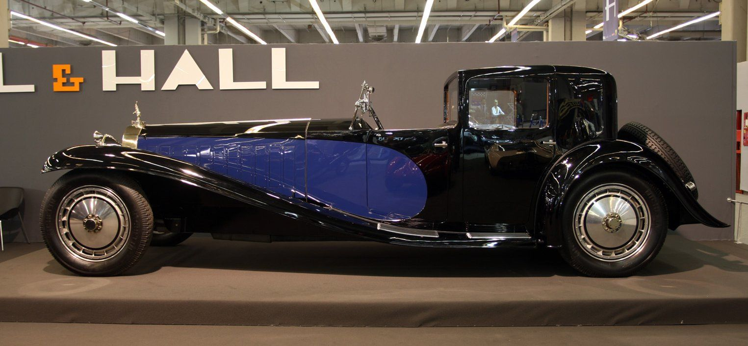 bugatti type 41 royale coupe napoleon only cars and cars. Black Bedroom Furniture Sets. Home Design Ideas
