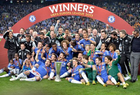 Chelsea Campeão