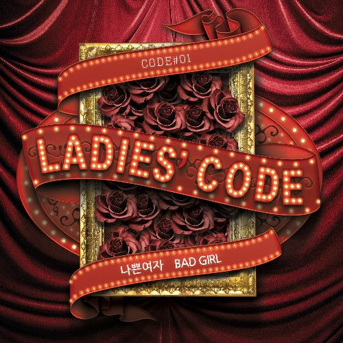 (Mini Album) Ladies' Code - CODE#01 Bad Girl (1st Mini Album)