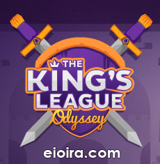 The King League Odyssey Logo