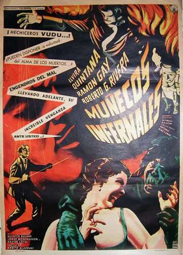 l01ac Benito Alazraki   Curse of the Doll people (1961)
