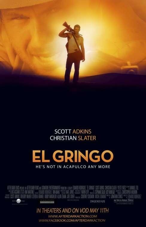 El Gringo - 2012 DVDRip XviD - Türkçe Altyazılı Tek Link indir