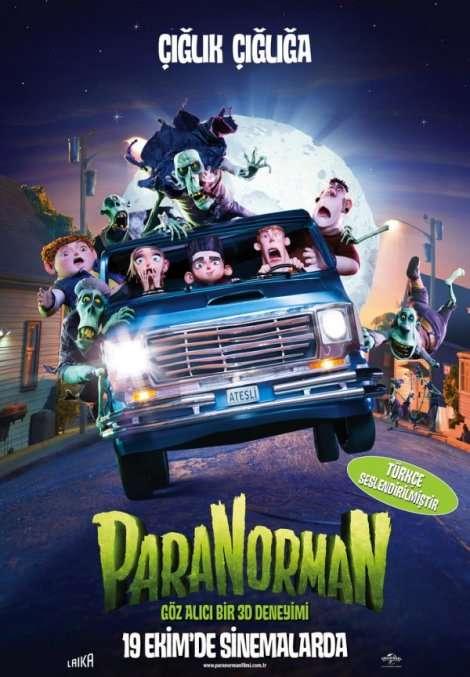 ParaNorman - 2012 720p/1080p/1080p 3D BluRay x264 DUAL DTS Tek Link indir