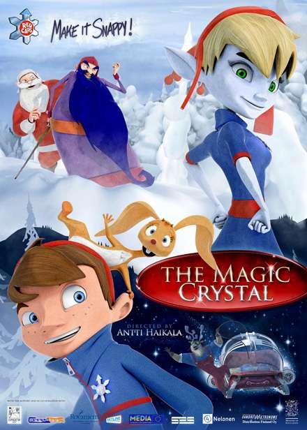 Le cristal magique du père noël dvdrip